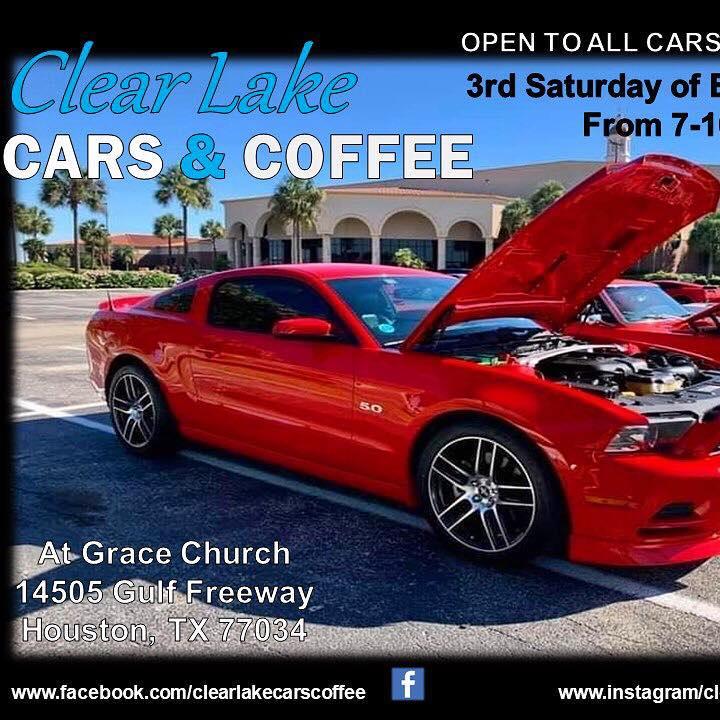 Clear Lake Cars & Coffee