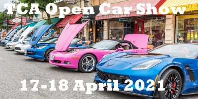 TEXAS CORVETTE ASSOCIATION 2021 OPEN CAR SHOW
