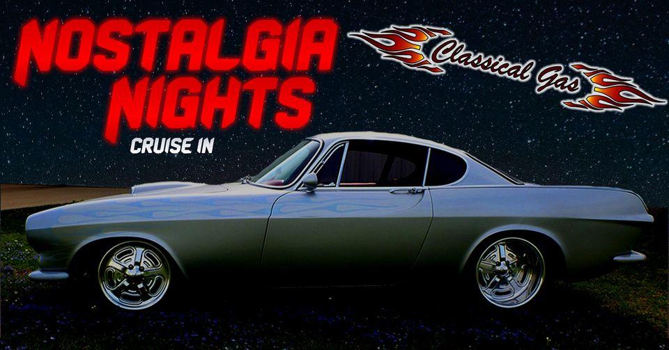 NOSTALGIA NIGHTS CRUISE-IN