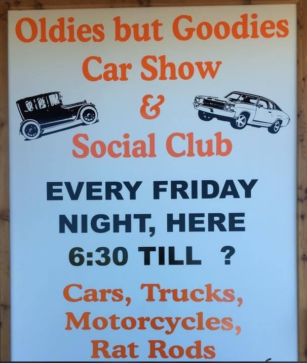Oldies But Goodies Car Show and Social