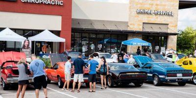 Cars & Cookies Austin