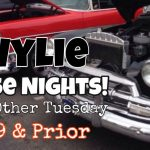 Meteor Hamburgers Tuesday Cruise Night