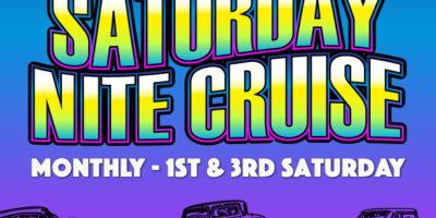 LARC Saturday Nite Cruise-In