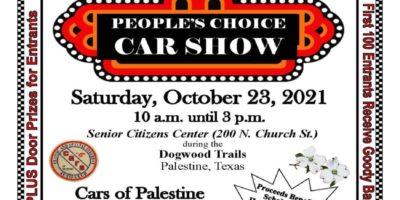 35th Annual Cars of Palestine Car Show