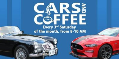 Cars and Coffee Helotes