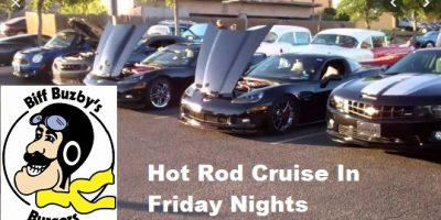 Biff Buzby's Hot Rod Cruise In