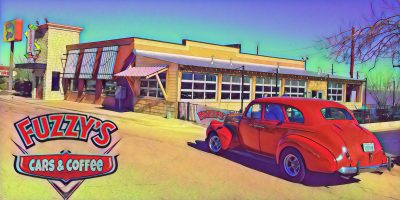 Fuzzy's Cars & Coffee