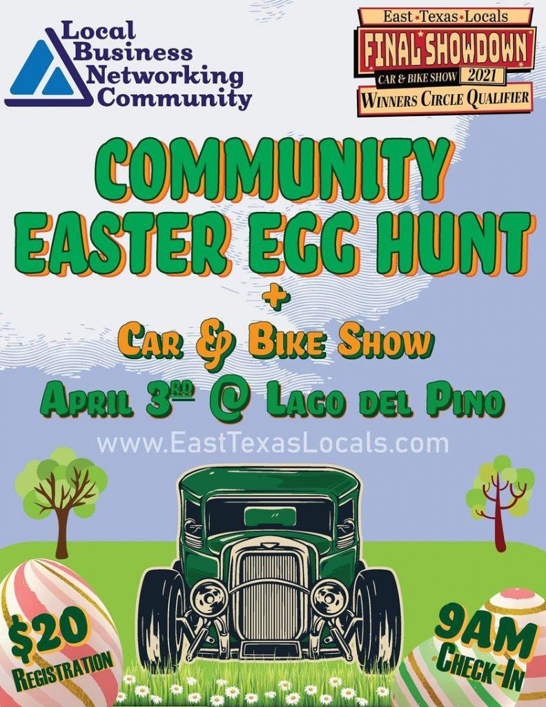 Community Easter Egg Hunt & Car Show