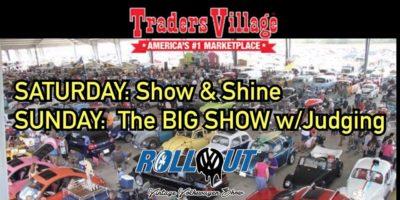 VW Rollout Car Show & Swap
