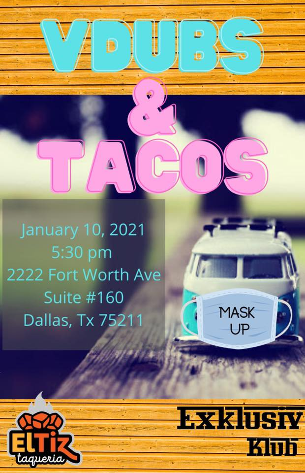 VDubs & Tacos