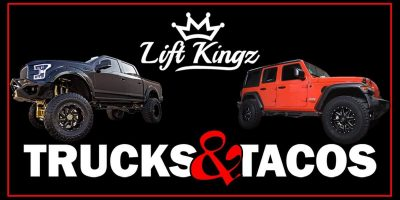 Trucks & Tacos | Tuesday Meets @ Lift Kingz