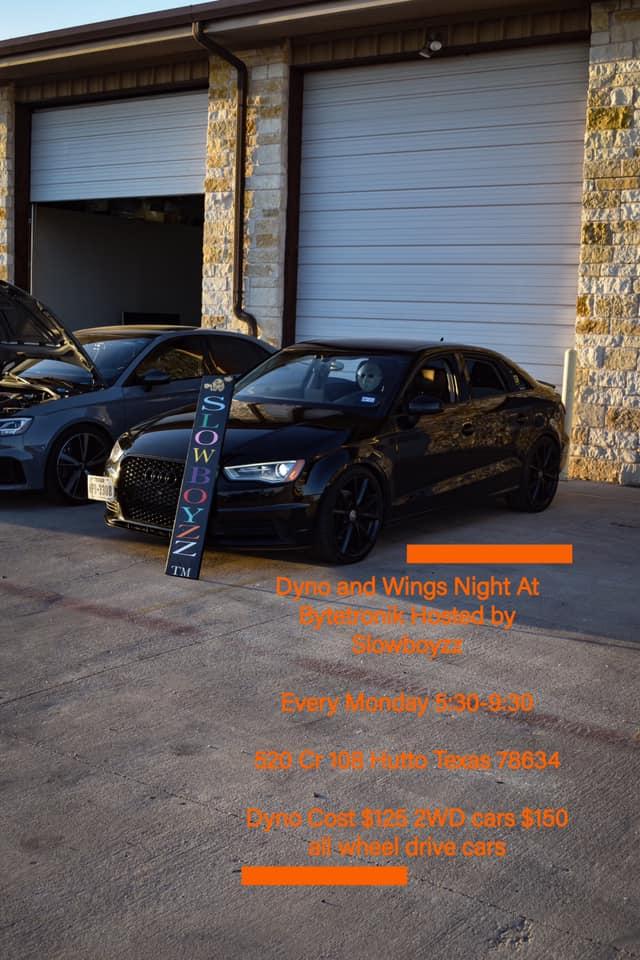 Bytetronik and Slowboyzz Presents Cars and Wingz