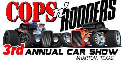 3rd Annual Cops n' Rodders Car Show