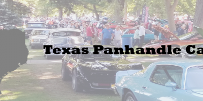 Car shows and car cruises this week in Amarillo TX, Borger TX, Canyon TX and the Texas Panhandle