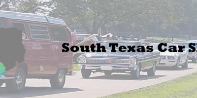 Car shows and car cruises this week in San Antonio TX, Corpus Christi TX, Laredo TX and South TX