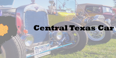 Car shows and car cruises this week in Austin TX and Central TX