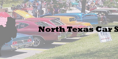 Car shows and car cruises this week in Dallas TX, Ft Worth TX, Wichita Falls TX and North TX
