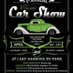 First Annual Dirty Underware Gang Car Show