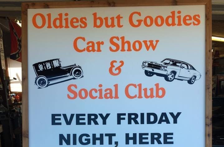 Oldies But Goodies Car Show and Social Club