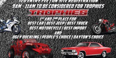 Scholarship Car Show - Dayton Tx