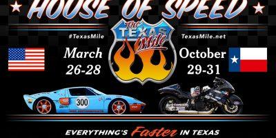The Texas Mile