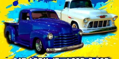 Vandergriff Park Car & Truck Show