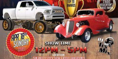 Saddle Up Auto Show