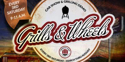 Grills & Wheels