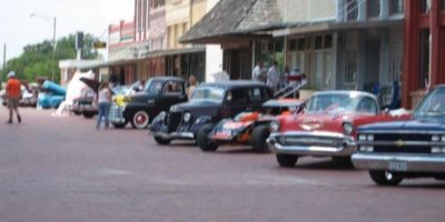 Leonard Texas Cruise-in