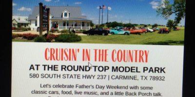19th Annual Brazos River Car Show