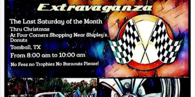 Tomball Cars and Crafts Extravaganza